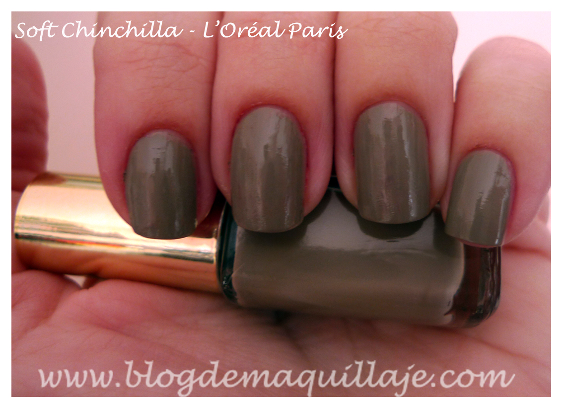 Esmalte de uñas en gris: ¿sí o no? -